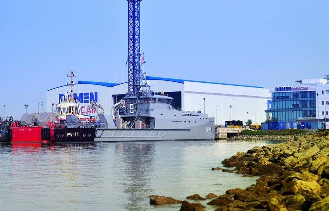 Việt Nam có nên mua lại các tàu tuần tra đóng cho Venezuela? - Ảnh 2.