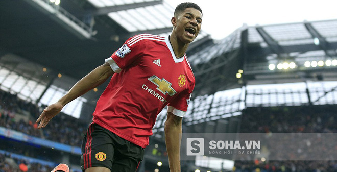 Man City 0-1 Man United: Van Gaal kỳ quái thật!