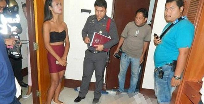 """Làm """"chuyện ấy"""" với cô gái chuyển giới quá hăng, du khách đâm đầu vào tường thiệt mạng trong khách sạn tại Pattaya"""
