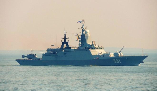 Hải quân Việt Nam: Tối ưu cùng tàu hộ vệ tên lửa tàng hình Tiger? - Ảnh 3.