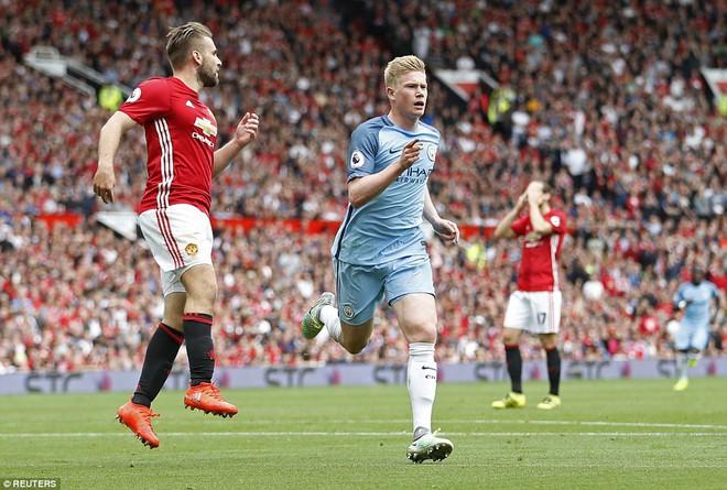 Mourinho sai lầm, Quỷ đỏ bất lực, Old Trafford thất thủ - Ảnh 5.