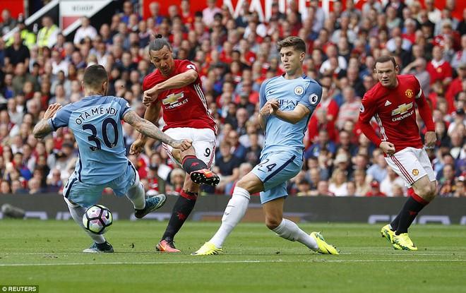 Mourinho sai lầm, Quỷ đỏ bất lực, Old Trafford thất thủ - Ảnh 6.
