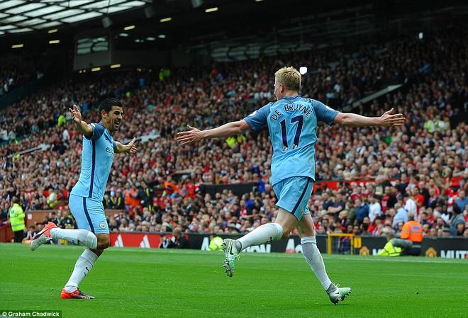 Mourinho sai lầm, Quỷ đỏ bất lực, Old Trafford thất thủ - Ảnh 8.
