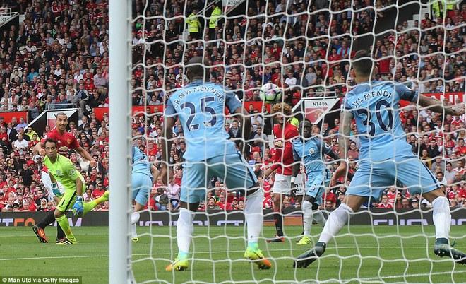 Mourinho sai lầm, Quỷ đỏ bất lực, Old Trafford thất thủ - Ảnh 14.