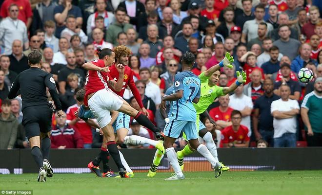 Mourinho sai lầm, Quỷ đỏ bất lực, Old Trafford thất thủ - Ảnh 15.