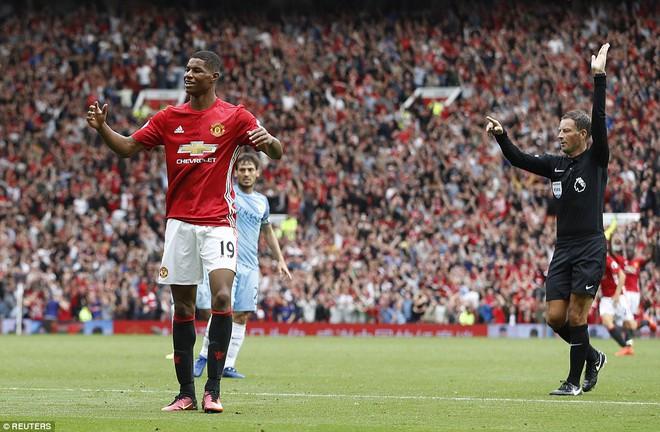 Mourinho sai lầm, Quỷ đỏ bất lực, Old Trafford thất thủ - Ảnh 19.