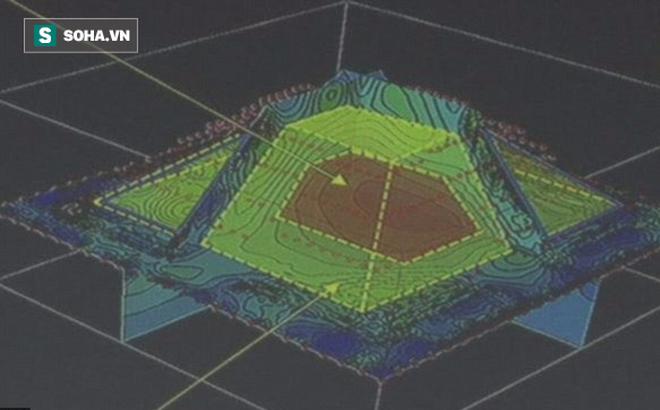 """Phát hiện """"kim tự tháp ngầm"""" bên trong một kim tự tháp khổng lồ của người Maya"""