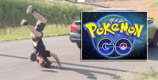 """Những kẻ """"thần kinh"""" đang đổi cả mạng sống thật để bắt Pokemon ảo"""