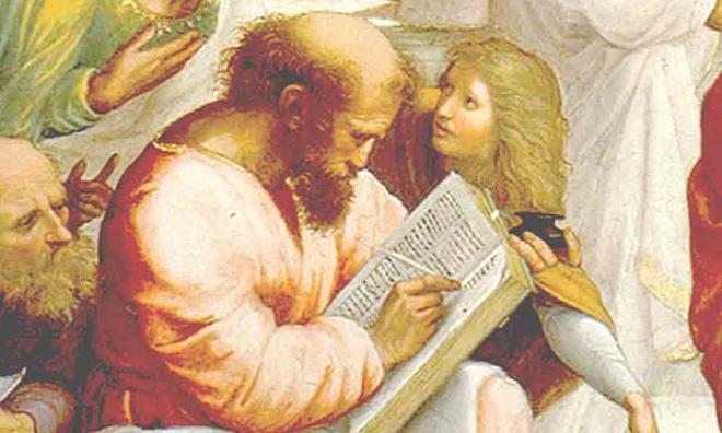 Pythagoras - Nhà toán học thiên tài của thời cổ đại! - Ảnh 1.