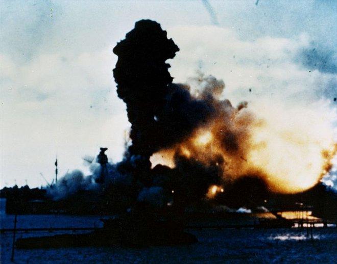 Dù tan nát sau trận Trân Châu Cảng nhưng hải quân Mỹ vẫn làm được 1 điều kỳ tích - Ảnh 5.