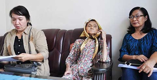 Người ở lén thế chấp căn nhà 5 tỉ đồng của cụ bà 81 tuổi rồi bán luôn