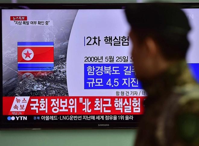"""Triều Tiên đã """"đi đêm"""" với Trung Quốc về vụ thử bom H?"""