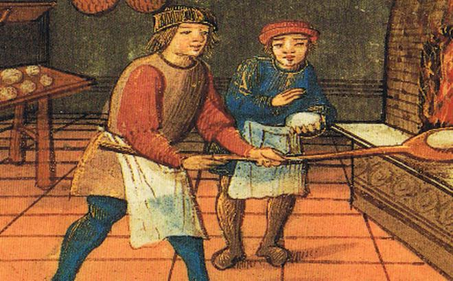 Người Trung Cổ đã từng ăn những thứ kỳ lạ thế này đây