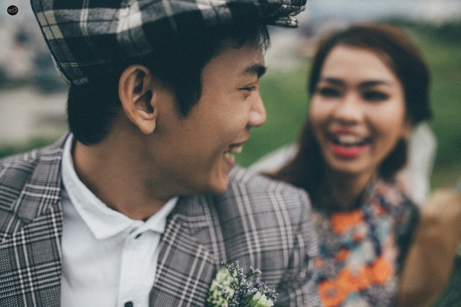 Cặp đôi yêu 2 tháng bị thầy bói giục cưới và bộ ảnh khiến dân mạng rần rần ghen tỵ - Ảnh 5.