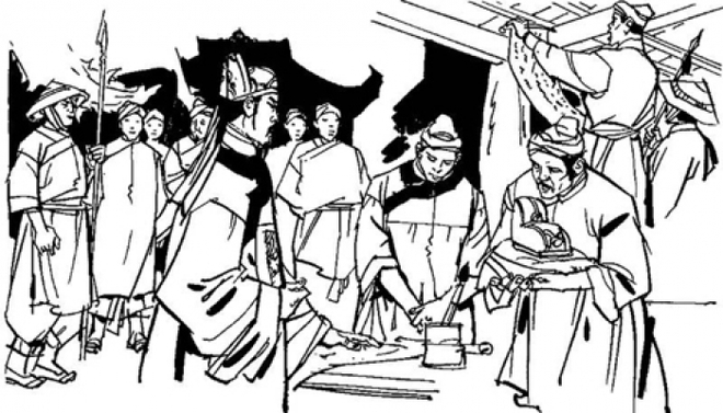 Giết ngựa trắng kết nghĩa với Lê Lợi, vị anh hùng này làm gì trong đại họa giết công thần? - Ảnh 4.