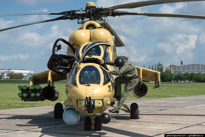 [ẢNH] Thăm nhà máy chế tạo Thợ săn đêm của Nga - Ảnh 32.