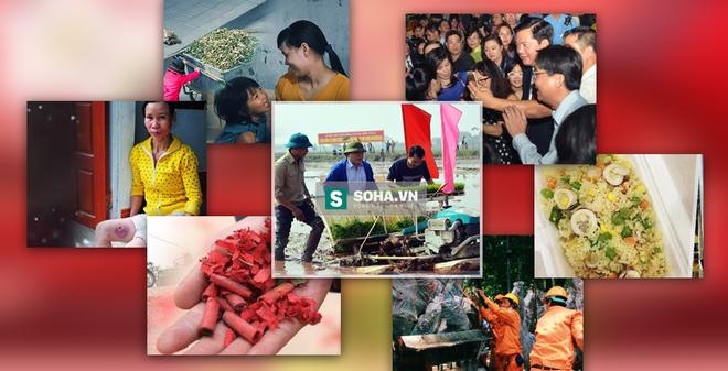 """Bình chọn 10 sự kiện """"gây bão"""" nhất Tết Bính Thân 2016"""