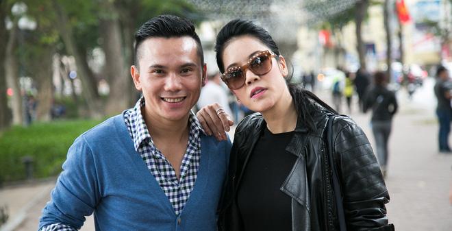"""Thu Phương """"Giữ lại hạnh phúc"""" với Lam Trường, Tú Dưa"""