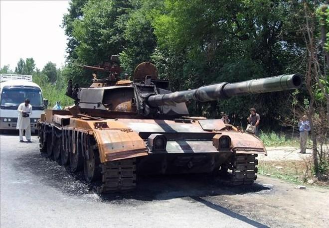 Al-Zarrar - Gói nâng cấp đáng tiền của dòng xe tăng T-54/55 - Ảnh 5.