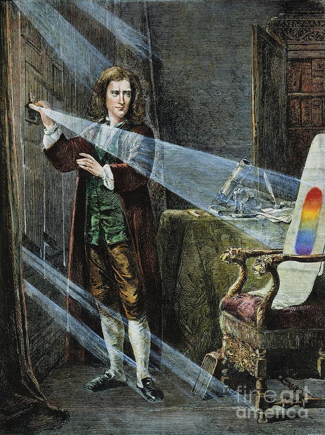 Isaac Newton và lời tiên tri đáng sợ về ngày tận thế sắp tới! - Ảnh 4.