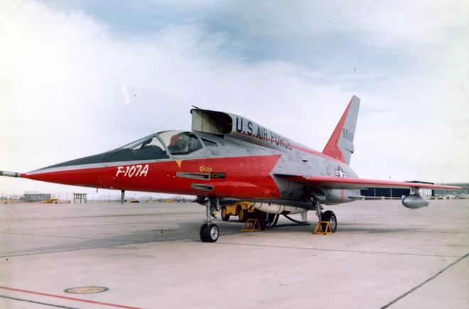 10 chiến đấu cơ gây tiếc nuối nhất của Không quân Mỹ - Ảnh 6.