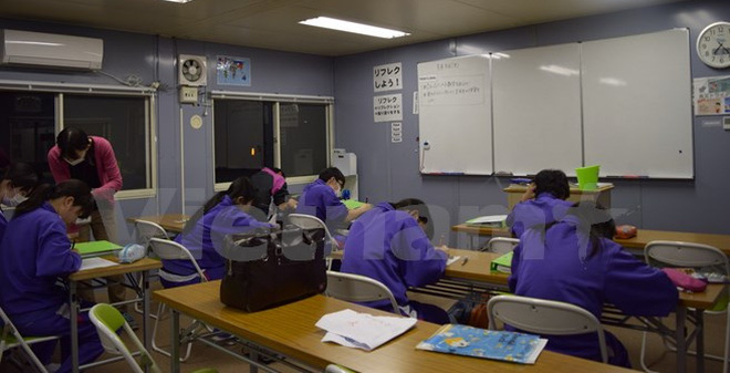 Thành quả tái thiết của Nhật Bản 5 năm sau thảm họa sóng thần