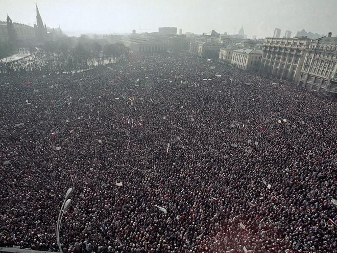 25 năm Liên Xô tan rã: Từ thảm kịch đến hoài niệm - Ảnh 3.