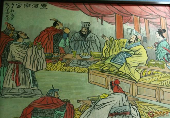 Lưu Bang -  Hoàng đế khét tiếng bất hiếu trong lịch sử Trung Quốc - Ảnh 4.