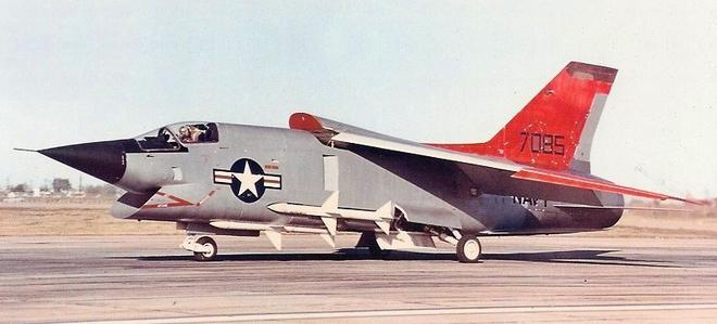 10 chiến đấu cơ gây tiếc nuối nhất của Không quân Mỹ - Ảnh 7.