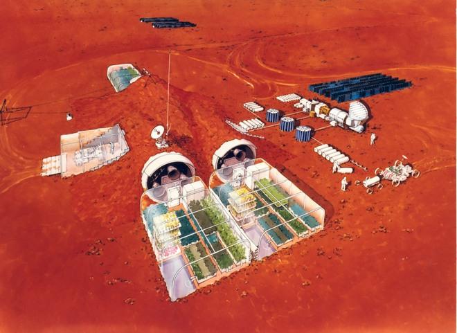 Nếu được chọn, bạn có sẵn sàng sống trên sao Hỏa suốt quãng đời còn lại hay không? - Ảnh 3.