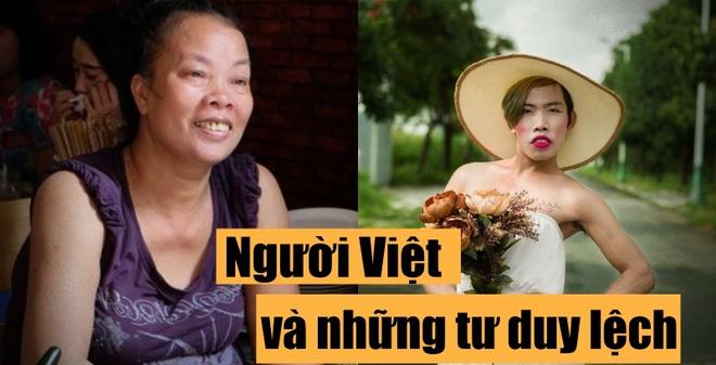 Sự lệch lạc của người Việt đang giúp Bún chửi, Tùng Sơn thành công
