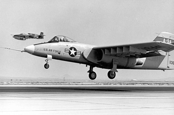 10 chiến đấu cơ gây tiếc nuối nhất của Không quân Mỹ - Ảnh 8.