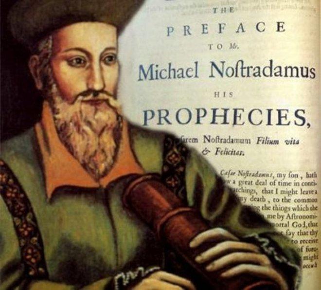 Rợn tóc gáy với lời tiên tri của Nostradamus về thế giới năm 2017 - Ảnh 1.