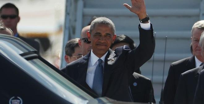 """G20: Obama không có xe thang vì TQ """"choáng ngợp"""" trước đoàn Mỹ?"""