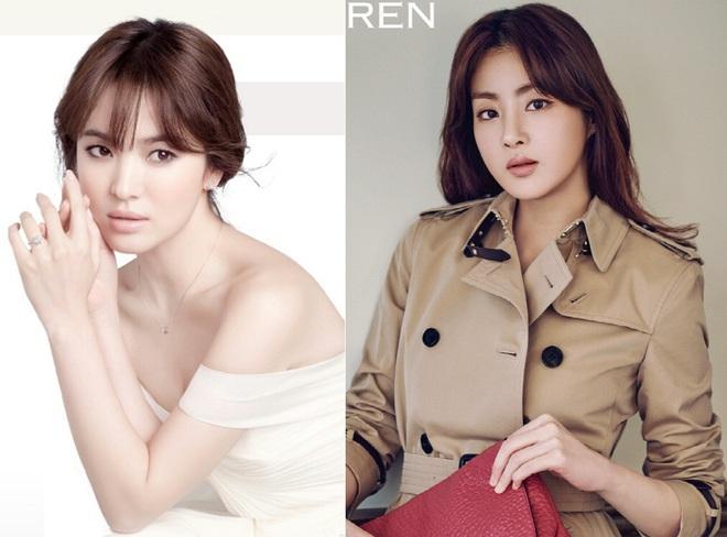 Vừa công khai hẹn hò Hyun Bin, Kang Sora đã bị so sánh với Song Hye Kyo - Ảnh 9.