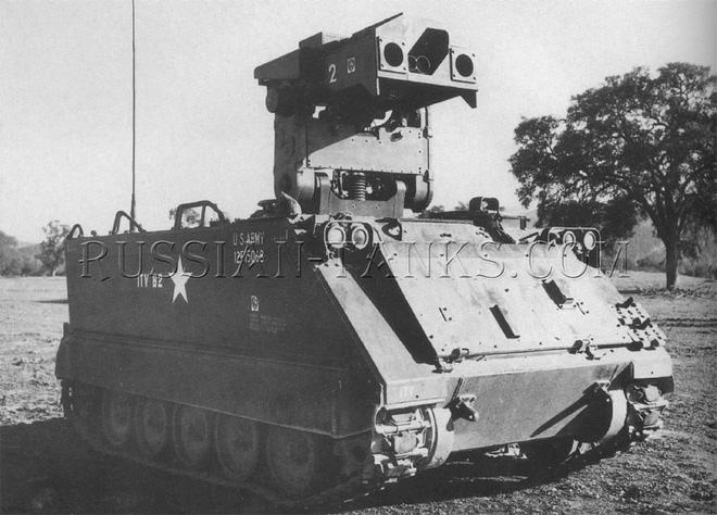 M901 ITV - Hệ thống tên lửa chống tăng tự hành Đầu búa kỳ dị của Mỹ - Ảnh 3.
