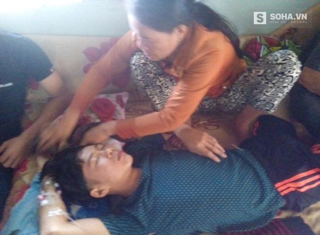 Nam sinh uống thuốc diệt cỏ đã tử vong sau 2 ngày nằm bất động