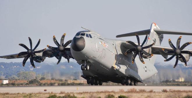 Airbus A400M liệu có được Không quân Việt Nam lựa chọn?