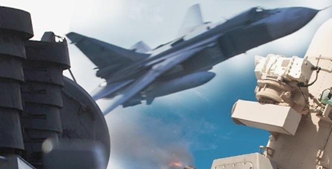 Nếu cần, vũ khí nào trên chiến hạm Mỹ có thể bắn hạ Su-24 Nga?