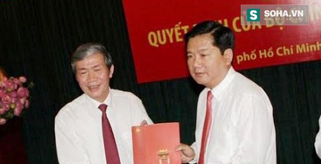 Ông Đinh La Thăng làm Bí thư Thành ủy TP HCM