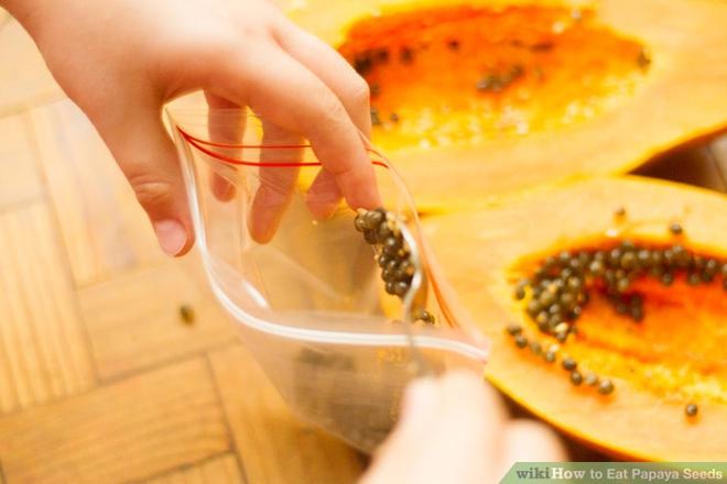 Ăn 1 thìa hạt đu đủ/ngày để phòng ung thư, bảo vệ gan và thận - Ảnh 7.