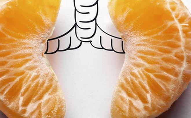 Nên ăn, uống gì để cứu lá phổi đã bị tổn thương và giảm nguy cơ ung thư phổi?