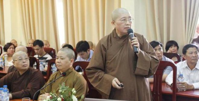 Trụ trì chùa Bồ Đề bảo vệ xuất sắc luận án Tiến sỹ