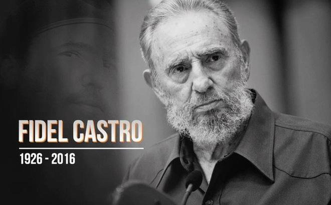 Danh sách đoàn tháp tùng Chủ tịch Quốc hội viếng lãnh tụ Cuba Fidel Castro