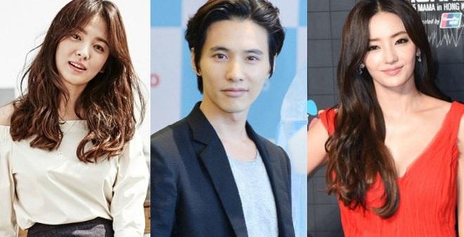 """Dàn diễn viên """"Trái tim mùa thu"""": Những ông hoàng, bà chúa giàu sang và quyền lực bậc nhất showbiz Hàn"""