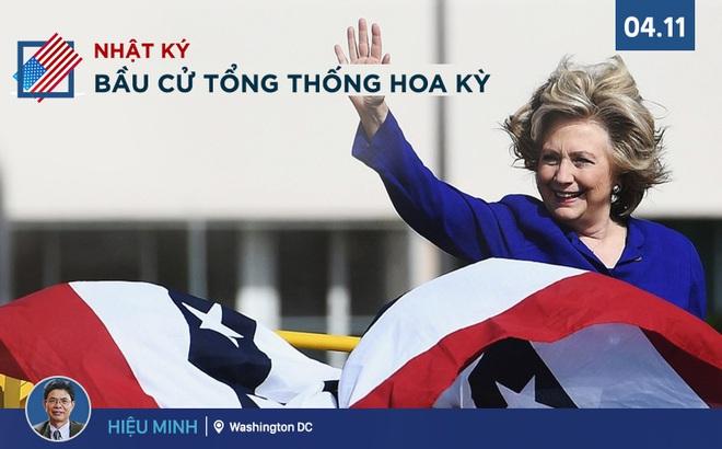 Từ Washington DC: Dân Mỹ đi bầu cử tổng thống như thế nào?