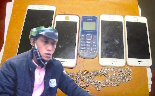 """Chiêu lừa sinh viên ship hàng """"đổi"""" điện thoại lấy gạch vụn"""