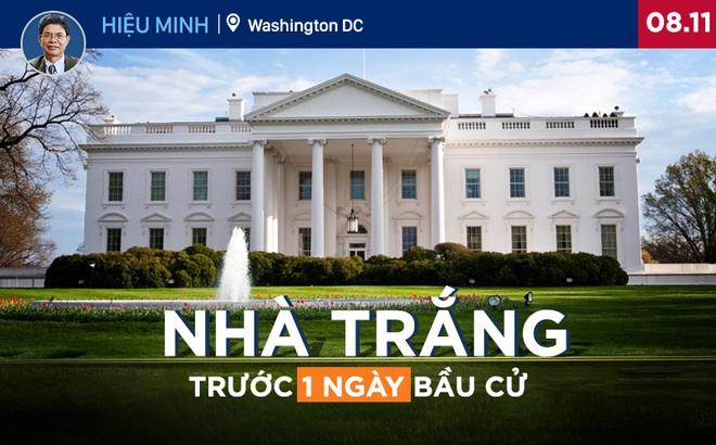 Từ Washington DC: Nhà Trắng - Một ngày trước khi đổi chủ