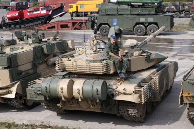 Lục quân Việt Nam tiến lên hiện đại: Tăng T-90MS xoay xở thế nào với vũ khí hủy diệt lớn? - Ảnh 4.
