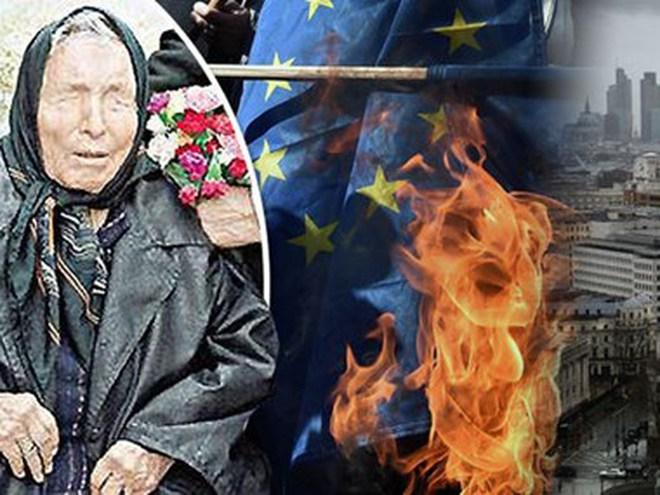Thêm tiên tri đáng sợ của bà Vanga về châu Âu năm 2016